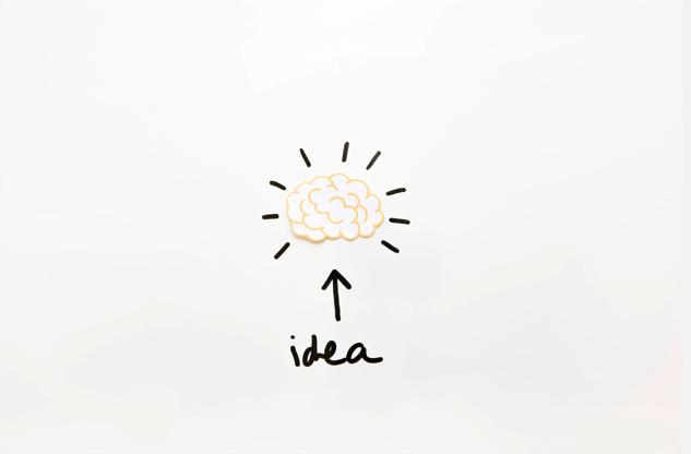 Aprovecha las ideas para innovar