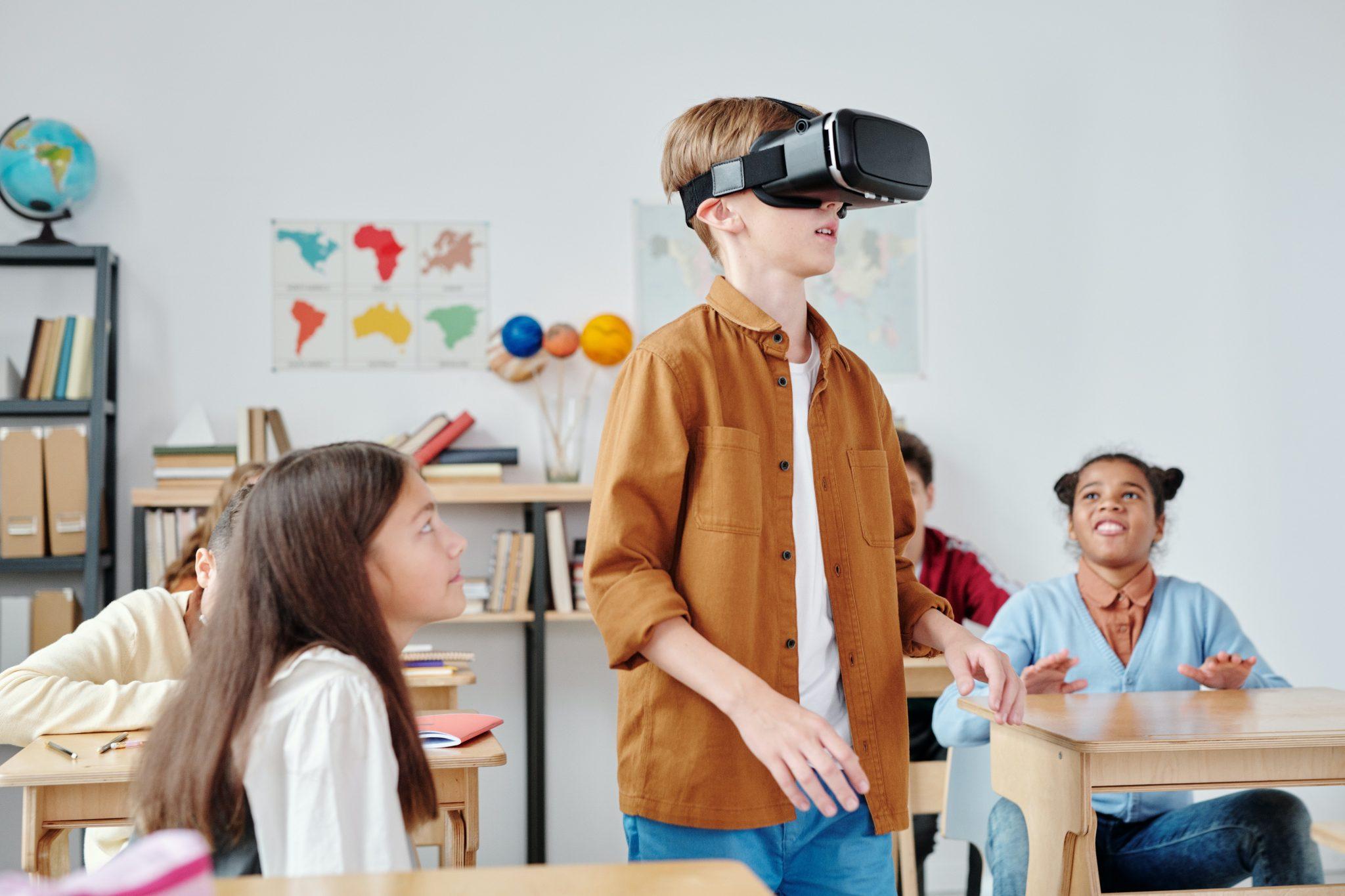 Plataforma de realidad virtual y formación 360